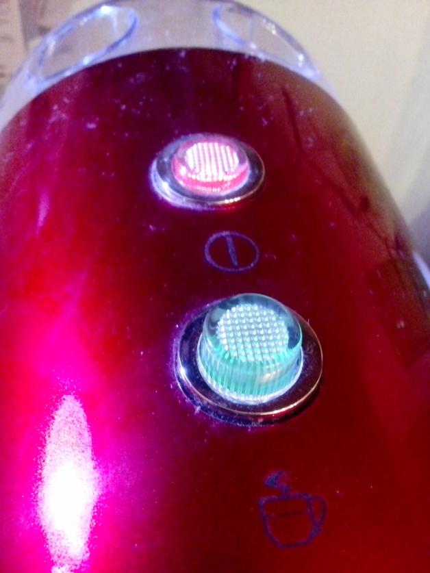 06:57 - LED Nr. 3 und 4 fürhmorgens ist dann meine Kaffeemaschine. Dann bin ich erst einsatzfähig :D